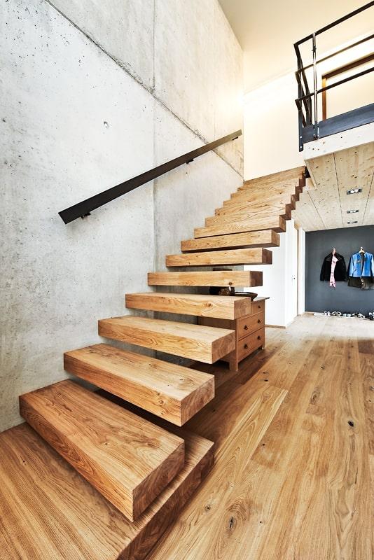 Projekt S23 Treppe